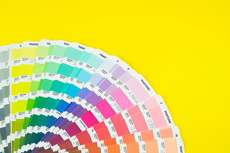 Drukwerk en de effecten van kleur